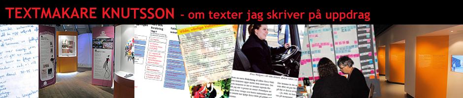 Textmakare Knutsson