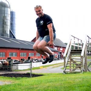 Tomas Gunnarsson hopp för klimatet